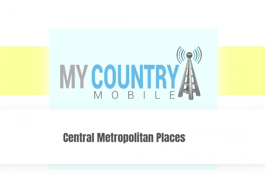 Central Metropolitan Places