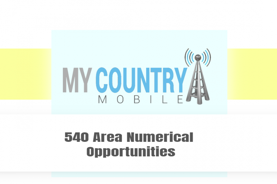 540 Area Numerical Opportunities